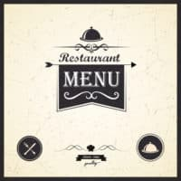 "Generic poster with type ""ResaurantMenu"""